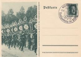 Deutsches Reich Propaganda Postkarte 1937 P264/06 - Deutschland