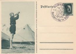 Deutsches Reich Propaganda Postkarte 1937 P264/07 - Deutschland