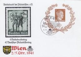 Deutsches Reich Propaganda Postkarte 1941 P306 - Deutschland
