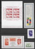 BRESIL - 1956/1984 - BEL ENSEMBLE De BLOCS **/(*)/OBLITERES - 6 PAGES ! - Blocks & Sheetlets