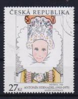 CZECH REPUBLIC STAMP 2015/ART/THE BRIDE  BY ANTONIN STRNADEL-16/12/15-USED(70) - Usati