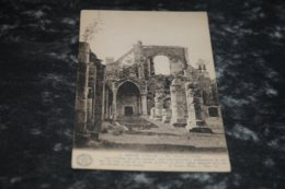 7557       ABBAYE D'AULNE, NEF LATERALE ET PORTAIL - Thuin