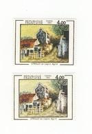 Utrillo Le Lapin Agile YT 2297 Mur De Droite Beige Sans Le Bleu . Voir Le Scan . Maury N° 2302 + 2302b : 11.80 € - Variétés Et Curiosités