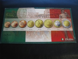 Germany Unused Postcard Clean Image Of Euro Coin Italy - Coins (pictures)