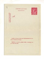 Carte Lettre 10 Roi - Enteros Postales
