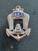 "INSIGNE DE LA MARINE ""ODET"" - Navy"