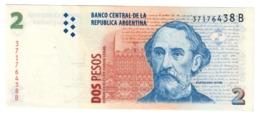 ARGENTINA2PESO1997P346UNC.CV. - Argentina