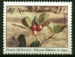 "Nle-Caledonie YT 556 "" Plante Médicinale "" 1988 Neuf** - Nieuw-Caledonië"