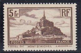 France - 1929/31 - N°YT 260** - Mont Saint-Michel - Cote 45€ - Francia