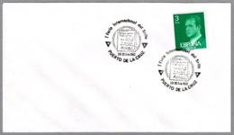 Matasellos I FERIA INTER. DEL SELLO. Puerto De La Cruz, Canarias, 1982 - 1931-Hoy: 2ª República - ... Juan Carlos I