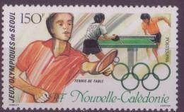 """Nle-Caledonie YT 562 """" JO à Séoul """" 1988 Neuf** - Nieuw-Caledonië"""