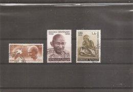 Gandhi ( 110/112 Oblitérés De Somalie) - Mahatma Gandhi