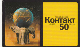 Russia - Equant - Elephants - Rusland
