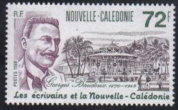 "Nle-Caledonie YT 564 "" Ecrivain "" 1988 Neuf** - Nieuw-Caledonië"