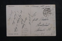 ALLEMAGNE - Carte Postale En Feldpost En 1918 , à Voir - L 43924 - Deutschland
