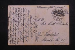 ALLEMAGNE - Carte Postale En Feldpost En 1918 , à Voir - L 43925 - Allemagne