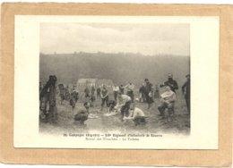 CAMPAGNE   1914 - 1918  318 Ieme REGIMENT D INFANTERIE DE RESERVE  RETOUR  DES  TRANCHEES  LA  TOILETTE - Oorlog 1914-18
