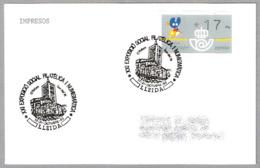 IGLESIA DE LOS SANTOS JUSTO Y PASTOR De SON DE PI. Lleida 1993 - Iglesias Y Catedrales