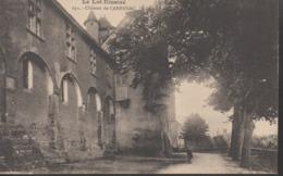CARENNAC __ CHATEAU DE CARENNAC - France
