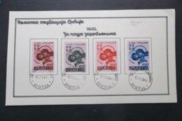 Serbia: 1941 UnAd. Card (#CU5) - Serbia