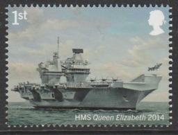 GB 2019 1st ROYAL NAVY SHIPS Queen Elizabeth ** MNH - 1952-.... (Elizabeth II)