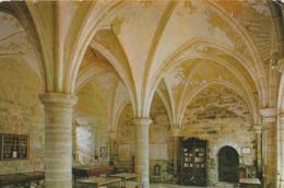 JARD SUR MER. - Abbaye Royale N.D. De Lieu-Dieu. Salle Du Chapitre - France
