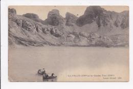 CP 04 Lac D'ALLOS Et Les Grandes Tours - France