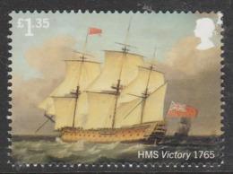 GB 2019 £1.35 ROYAL NAVY SHIPS HMS Victory ** MNH - 1952-.... (Elizabeth II)