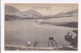CP 04 COLMARS LES ALPES Lac De Ligny - France
