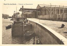 CPA / AK / PK   -   KAPEL-Op Den-BOSCH   Fabriek En Kanaazicht  ( ETERNIT ) - Kapelle-op-den-Bos