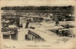 Maroc - OUDJDA - Les Remparts - Autres
