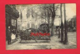 14 Calvados  CAEN  Boulevard Saint Pierre Marché Aux Fleurs - Caen