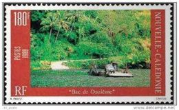 """Nle-Caledonie YT 580 """" Paysage """" 1989 Neuf** - New Caledonia"""