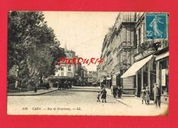 14 Calvados  CAEN  Rue De Strasbourg - Caen