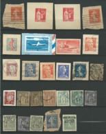 FRANCE: Ens. De 26 Entiers Postaux Découpés Nfs Et Obl., B - Entiers Postaux