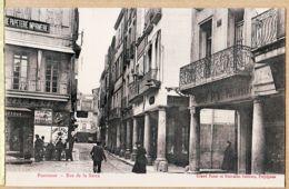 X66002 PERPIGNAN Coiffeur Patissier PY Voiture COT GaNT CATALA Papeterie Rue De La BARRE -GRAND BAZAR NOUVELLES GALERIE - Perpignan