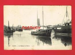14 Calvados  CAEN  Le Bateau Du Havre - Caen