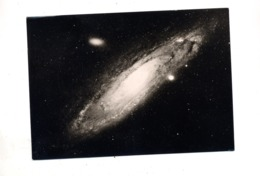 Carte Spirale  Andromeda Observatoire Munich - Astronomie