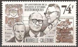 """Nle-Caledonie YT 583 """" Sté D'études Historiques """" 1989 Neuf** - Ungebraucht"""