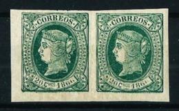 Cuba (Española) Nº 15 [2] Nuevo Cat.4,80€ - Cuba (1874-1898)