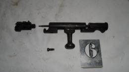 Lot N° 6)   Culasse Lebel 1886 Complet - Army & War