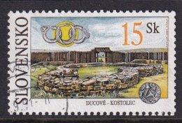 Slovensko 2001, Minr 392, Vfu - Slovacchia