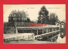 14 Calvados  CAEN Passerelle De Vaucelles - Caen