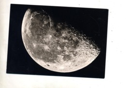 Carte Lune  Observatoire Violau - Astronomie