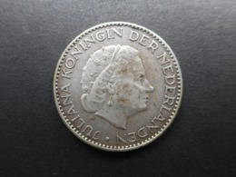 Netherlands 1 Gulden 1956 Juliana - 1948-1980 : Juliana