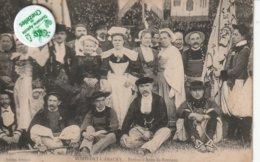 78 - Très Belle Carte Postale Ancienne De MONTFORT LAMAURY  Pardon D'Anne De Bretagne - Maisons-Laffitte