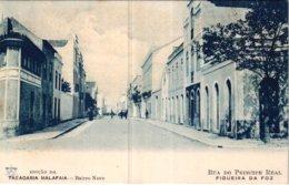 Figueira Da Foz - Rua Do Principe Real - Portugal - Coimbra