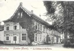 CPA / AK / PK   -   ELLEZELLES  ( LOUISE-MARIE ) Le Château De St Pierre - Ellezelles