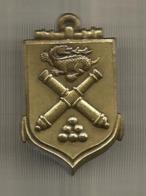 INSIGNE , école D'application De L'Artillerie ,Drago ,Noisiel, G3032 ,2 Scans , Frais Fr 1.55 E - Army