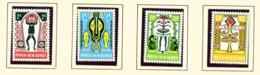 PAPUA NEW GUINEA  -  1966 Elema Art Set Unmounted/Never Hinged Mint - Papua New Guinea